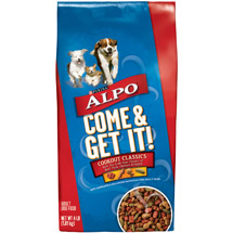 ALPO Dry Dog Food Come and Get It! Cookout Classics