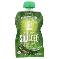 Mamma Chia Squeeze Vitality Snack Green Magic