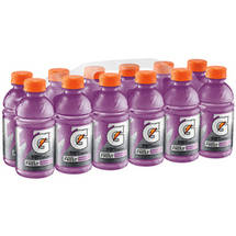 Gatorade Rain Thirst Quencher Berry Sports Drink 12 Ct/144 Fl Oz