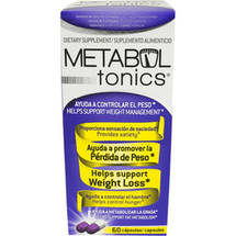 Metabol Tonics Dietary Supplement Capsules