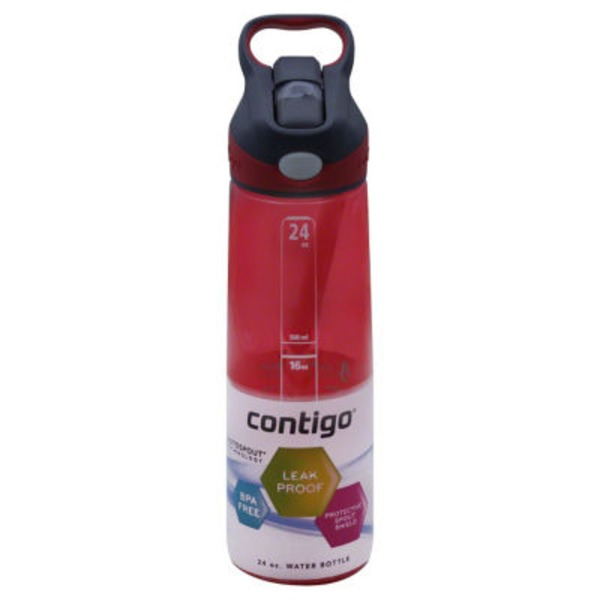 Contigo Addison, Watermelon Water Bottle  24 oz