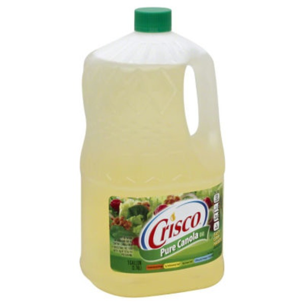 Crisco Pure All Natural Canola Oil