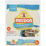 Mission Carb Balance Medium Flour Tortillas