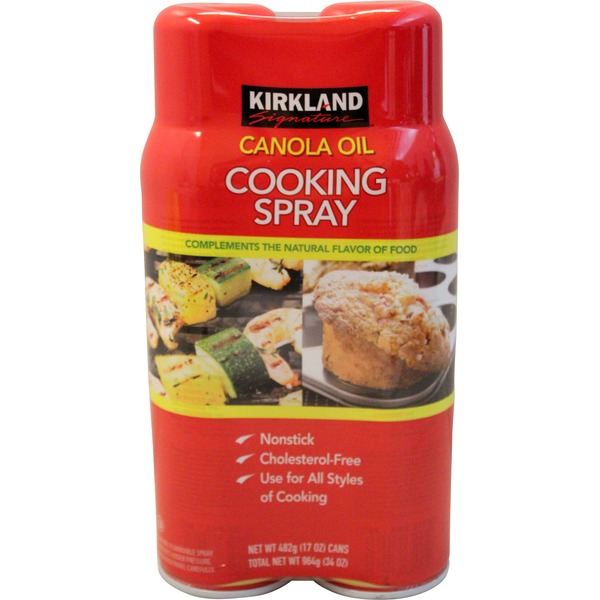 Kirkland Signature Cooking Spray