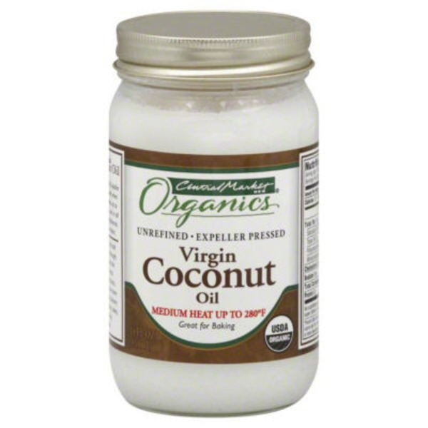Central Market Organic Virgin Coconut Oil