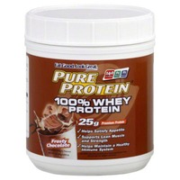 Pure Protein Whey Protein, Rich Chocolate