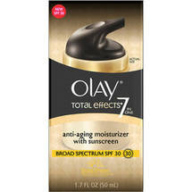 Olay Total Effects 7 in One Anti-Aging Moisturizer SPF 30
