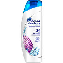 Head & Shoulders Pyrithione Zinc Ocean Lift 2 In 1 Dandruff Shampoo & Conditioner