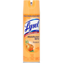 Lysol Disinfectant Spray Citrus Meadows Scent