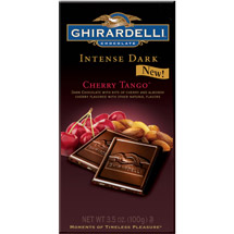Ghirardelli Chocolate Intense Dark Cherry Tango Bar