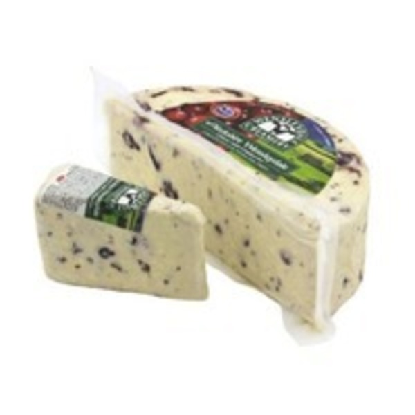 Wensleydale Creamery Cranberry Cheese Wedge