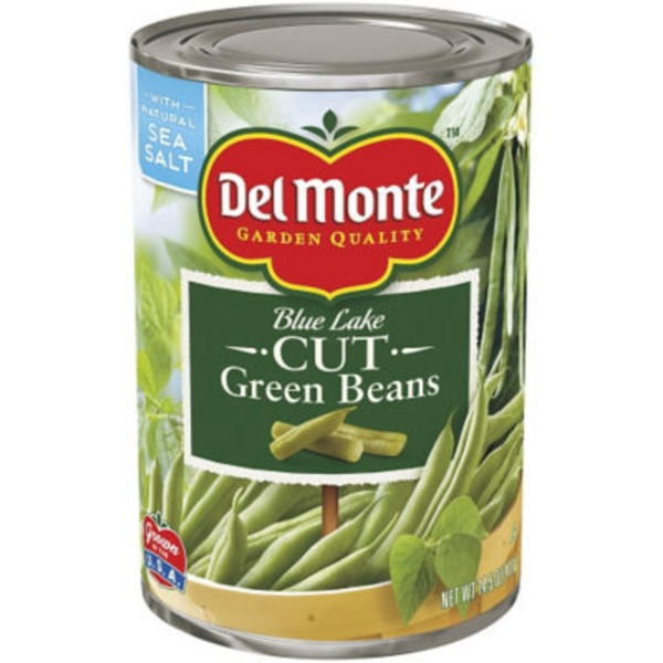 Del Monte Fresh Cut Blue Lake Cut Green Beans