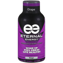 Eternal Energy Grape Premium Energy Shot