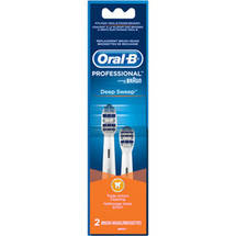 Oral-B Deep Sweep Replacement Electric Toothbrush Heads