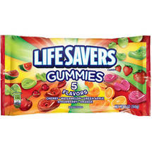 Life Savers Gummies 5 Flavors Candy