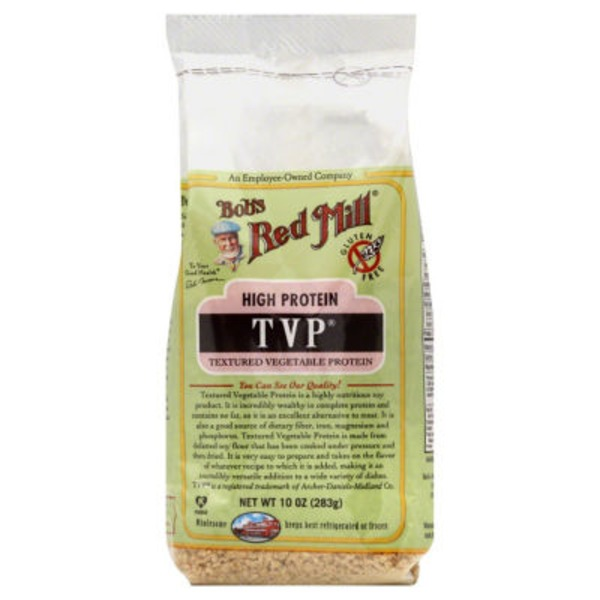 Bob's Red Mill High Protein TVP (Textured Vegetable Protein)