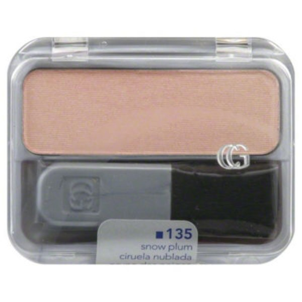 CoverGirl Cheekers COVERGIRL Cheekers Blendable Powder Blush, Snow Plum .12 oz (3 g) Female Cosmetics