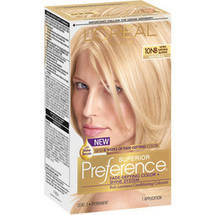 L'Oreal Paris Preference Ultimate Natural Blonde10NB Haircolor