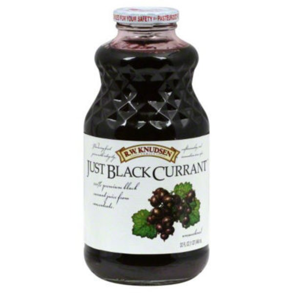 R.W. Knudsen Family Just Black Currant Juice