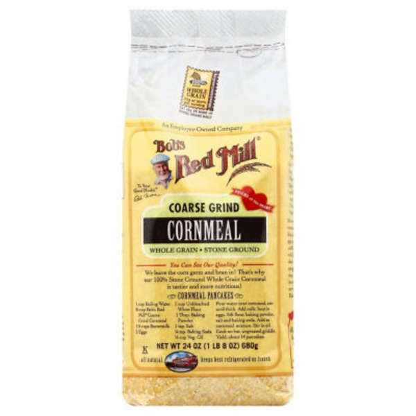 Bob's Red Mill Coarse Grain Cornmeal