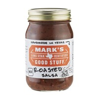 Mark's Good Stuff Medium Roasted Salsa