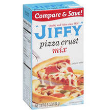 Jiffy Pizza Crust Mix