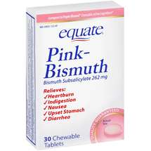 Equate Antacid Pink-Bismuth