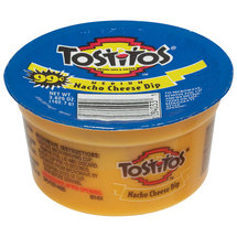 Tostitos Nacho Cheese Medium Dip