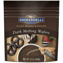 Ghirardelli Candy Making & Dipping Dark Melting Wafers