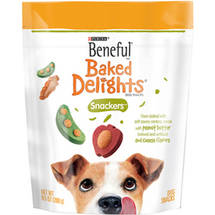 Beneful Treats Baked Delights Snackers Dog Snacks