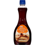 Great Value Butter Flavored Maple Syrup