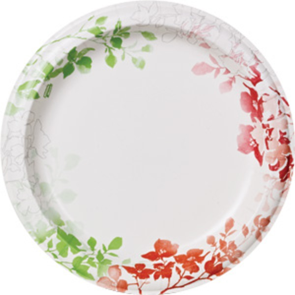 Dixie Wildflower Paper Plates