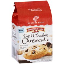 Pepperidge Farm Dark Chocolate Cheesecake Cookies