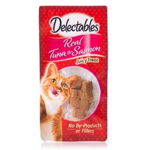 Hartz Delectables .4 oz Tuna/Salmon Juicy Treat