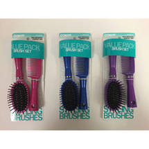 Conair Styling Essentials Brush and Comb Travel Set