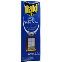 Raid Window Fly Traps