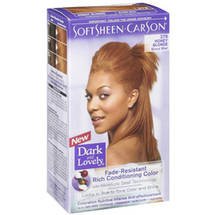 Dark And Lovely 378 Honey Blonde Blond Hair Treatment