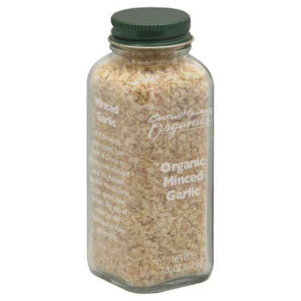 Central Market Minced Garlic