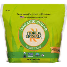 Florida Crystals Organic Pure Cane Sugar