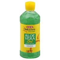 H-E-B Solutions After Sun Aloe Vera Gel