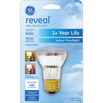 GE reveal;#194;;#174; halogen 60 watt PAR16 floodlight 1-pack