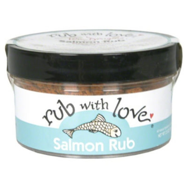 Tom Douglas Rub with Love Salmon Rub