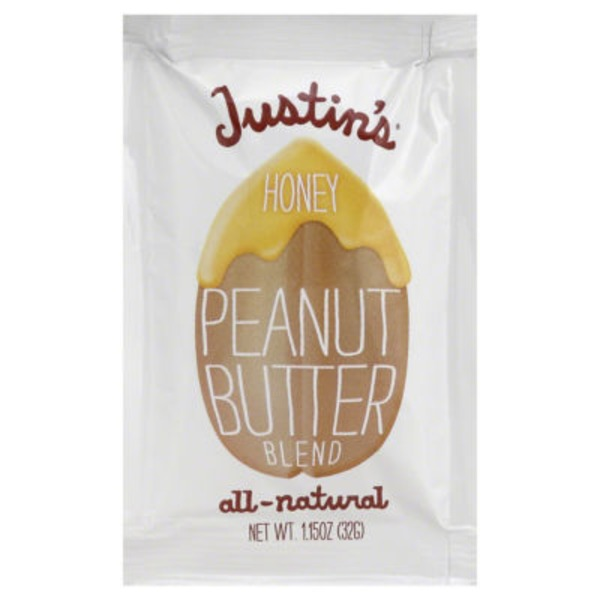 Justin's Peanut Butter Blend Honey