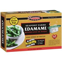 Seapoint Farms Edamame Pod Snack Packs