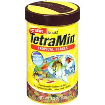 Tetra Tetramin Tropical Flakes Food