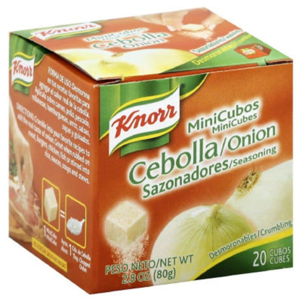Knorr Onion Cube Bouillon