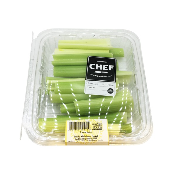 Whole Foods Market Organic Celery