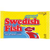 Swedish Original Soft & Chewy Fish Candy