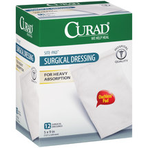 Curad Site-Pad Surgical Dressings