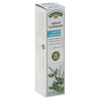 Nature's Gate Natural Toothpaste Creme de Peppermint